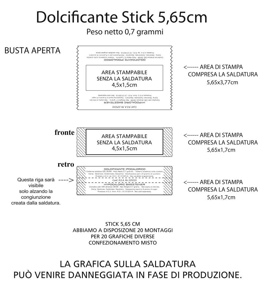 maschera dolcificante ministick 5,65x1,5 cm da usare per i nuovi ordini 20131115 16-32