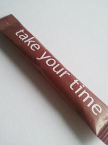bustine zucchero da 4 grammi Stick 10 cm time 026