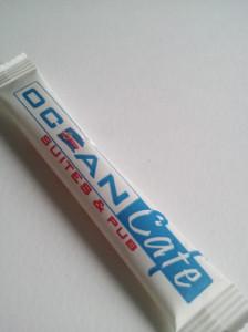 zucchero in bustine a sigaretta Stick 10 cm ocena caffè 027