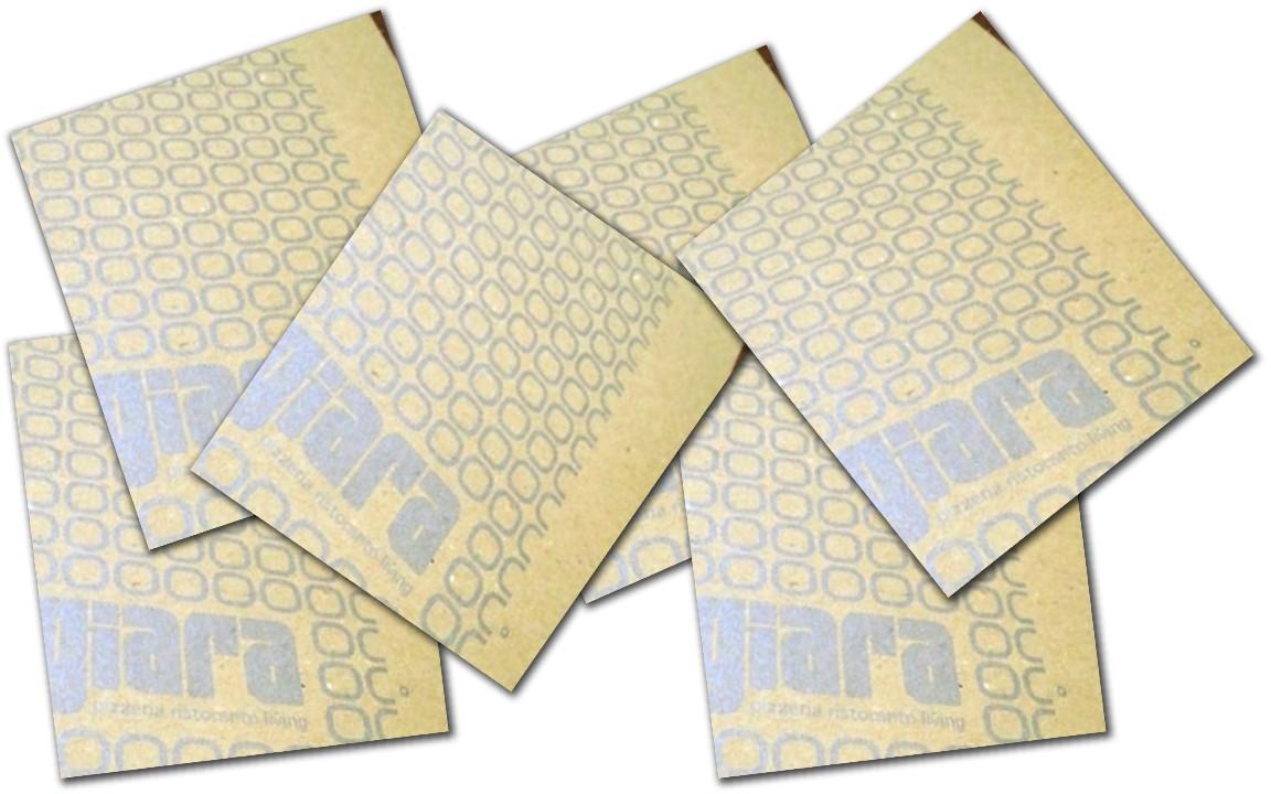 personalizzo tovagliette in carta paglia la giara 1 tovaglietta carta paglia