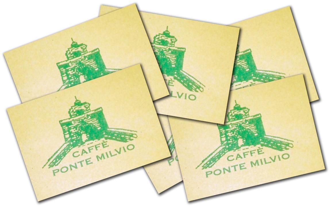 tovaglietta personalizzata in carta paglia caffe ponte milvio tovaglietta carta paglia