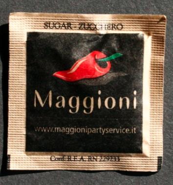 personalizzazione bustine di zucchero di canna 1