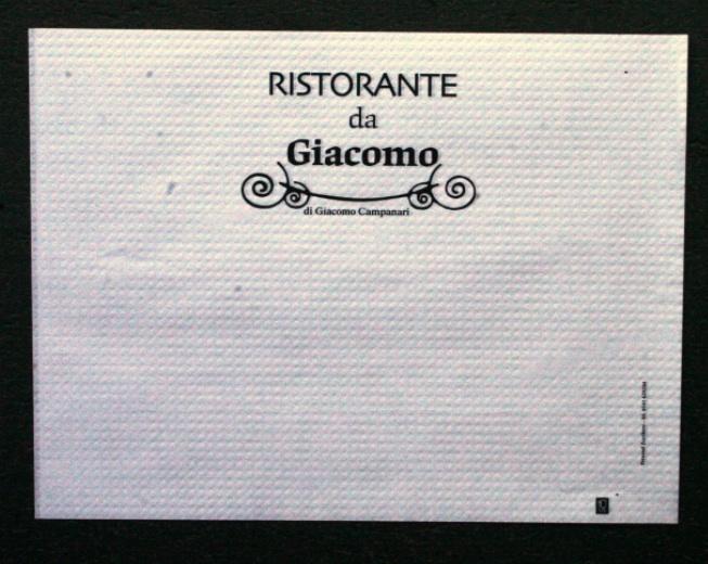 tovagliette di carta per ristorante carta bianca per alimenti 30x40
