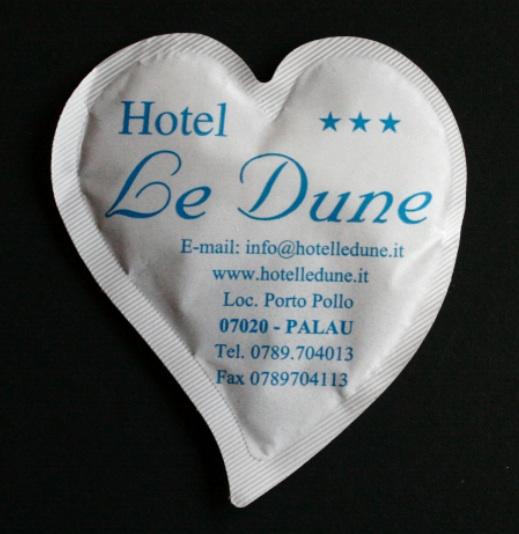 zucchero in bustine hotel 1