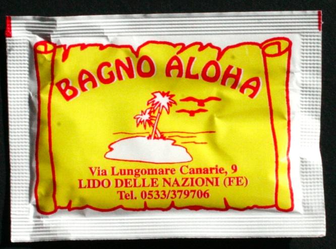 bustine di zucchero con marchio 2
