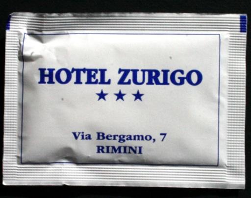 bustine di zucchero per hotels 2