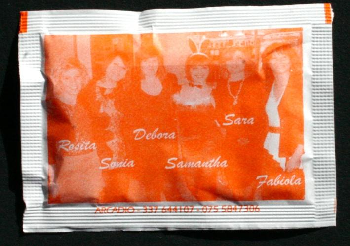 scegliere le bustine di zucchero 2