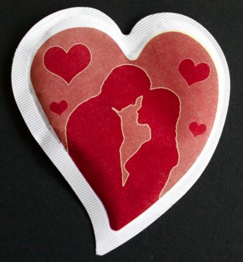 zuccheri in bustine a cuore 2