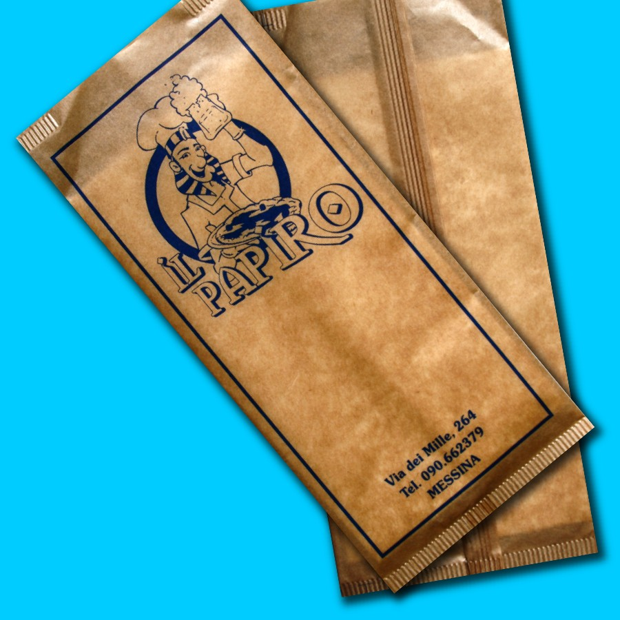portaposate carta avana personalizzate