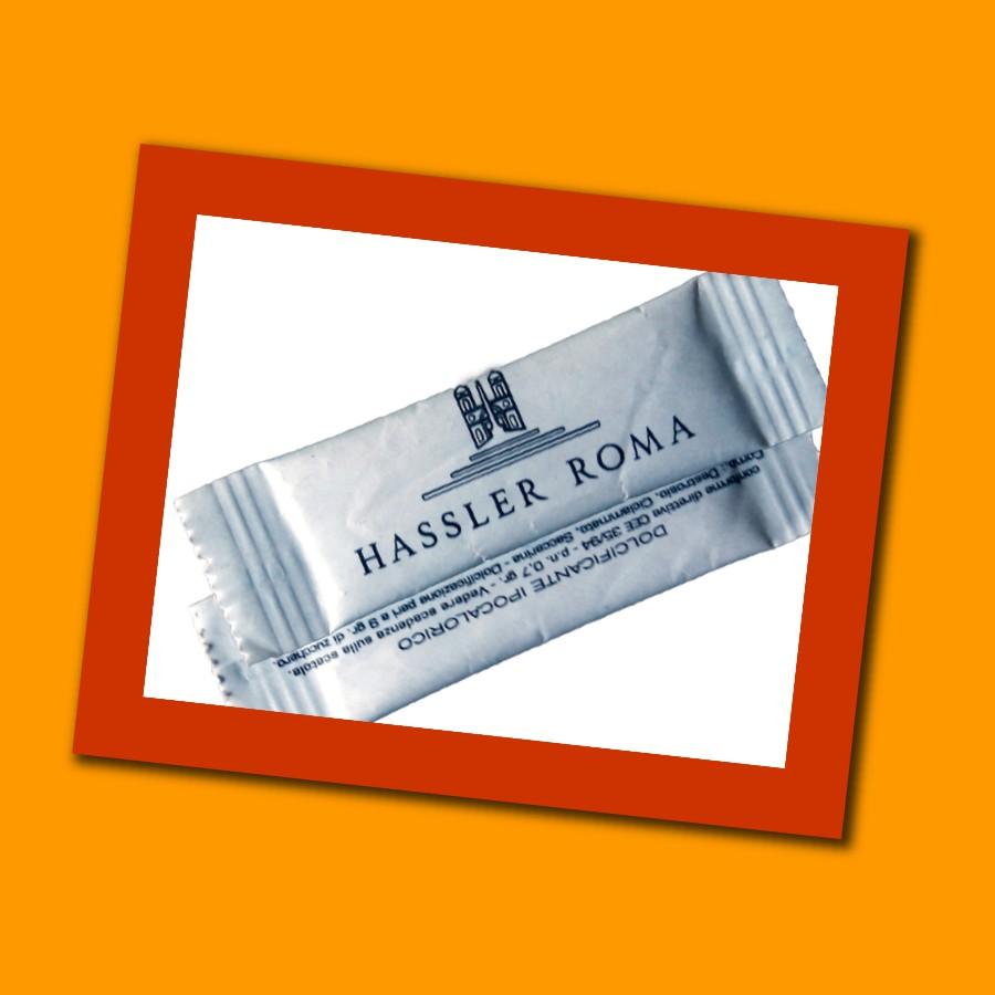 sweetener for luxury hotels