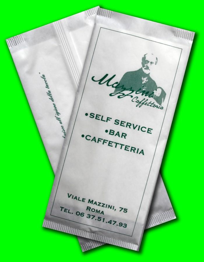 buste portaposate per self service