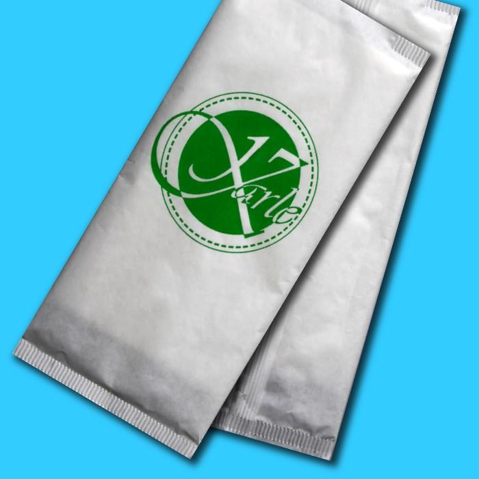 sacchetto per posate con tovagliolo