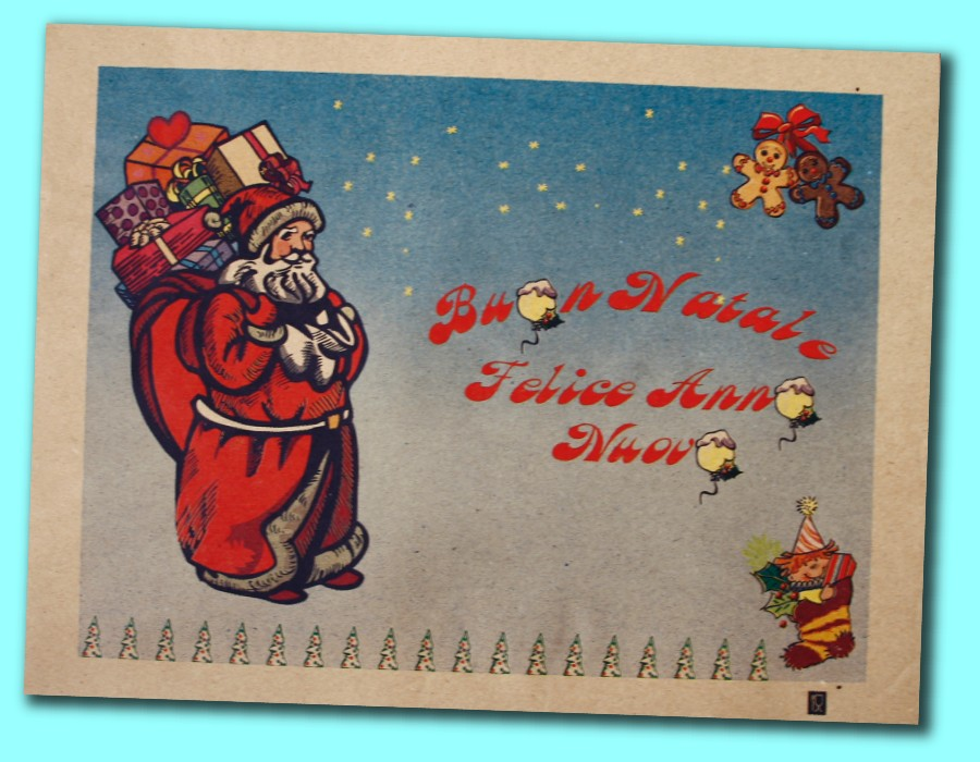tovagliette in carta paglia decorate